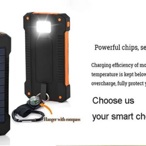 Portable Solar Powerbank