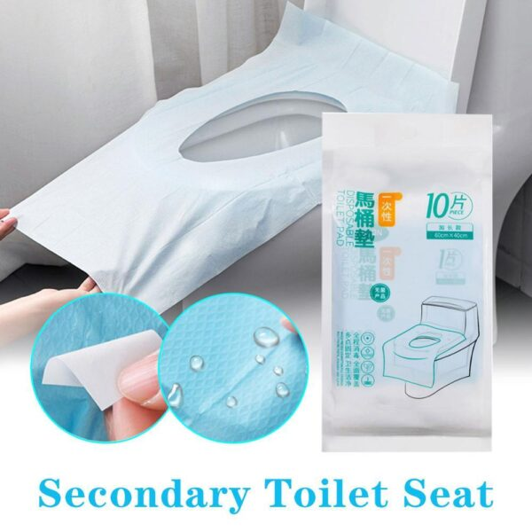 Disposable Toilet Seat Covers 10pcs 50pcs