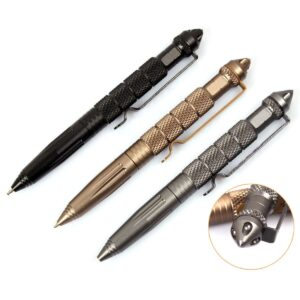 Tactical Survival Pen | Travel Essentials