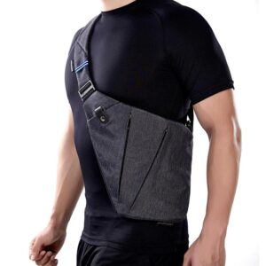 Waterproof Chic Sling Bag for Men | Crossbody Bag | Shoulder Bag