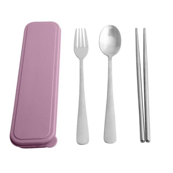 Portable Fork Dinnerware Kit | Travel Essentials