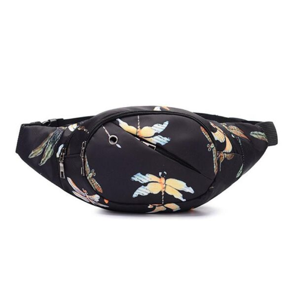 Printed Belt Bag Waist Pack Fanny Pack for Women Men