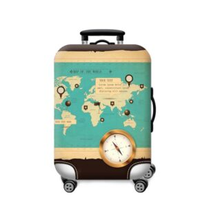 World Tour Luggage Cover Protector